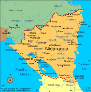 map-of-nicaragua-with-bethel